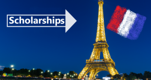 Scholarships in France