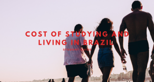 Cost of studying and living in Brazil