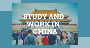 Study and Work in China: International Student