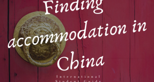 Finding accommodation in China