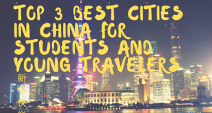 Best Cities in China for Students