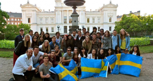 Studying in Sweden