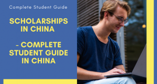 Scholarships in China - Complete Student Guide in China