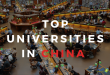 Top 10 Universities in China in 2020