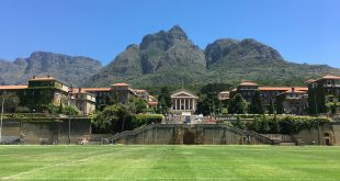 higher education system in South Africa
