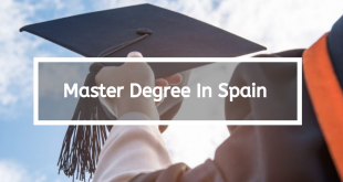 Master Degree In Spain